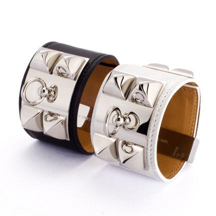 Hermès Collier De Chien Paper Bracelet