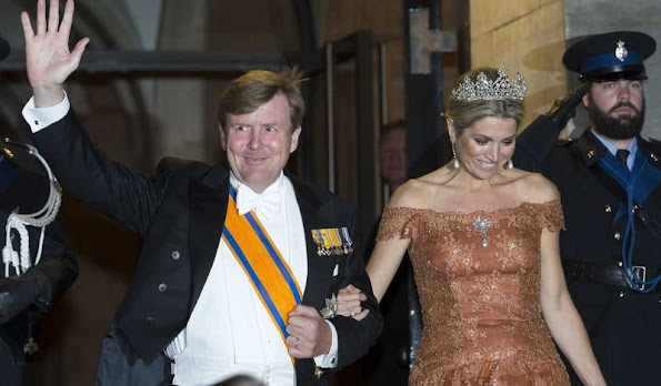 Queen Maxima and King Willem-Alexander, Princess Margriet, Princess Beatrix, Pieter van Vollenhoven