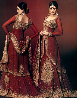 Dress Fashion on Fashion World Latest Fashion  Pakistani Wedding Dresses Bridal Fashion