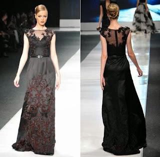 Foto Model Baju Batik Rancangan Ivan Gunawan