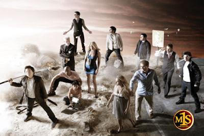 foto promocional de la prmera temporada de héroes