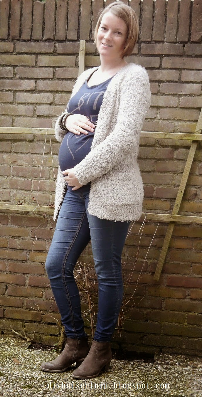 dressing the bump week 31