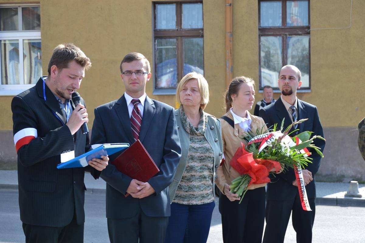 NTH Marsz Patriotyczny 25.IX 2015 r. - z pamięcią o pomordowanych w Łagiewnikach