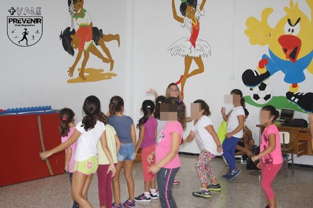 baile para niños arucas