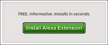 Cara Instal Alexa Toolbar di google chrome