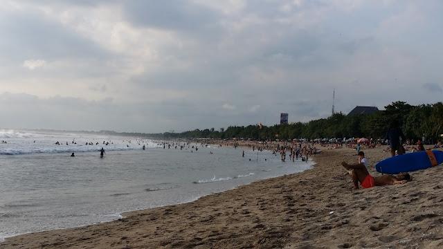 Playa de Kuta (Bali)