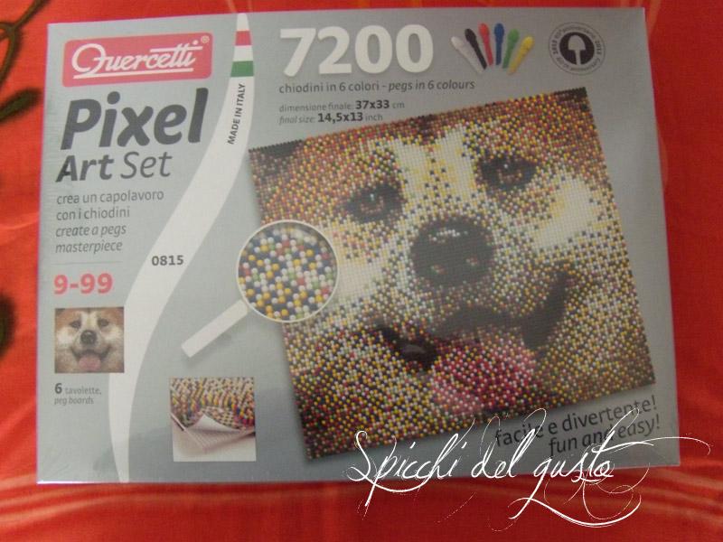 Pixel Art Quercetti: quando i giochi non passano mai di moda