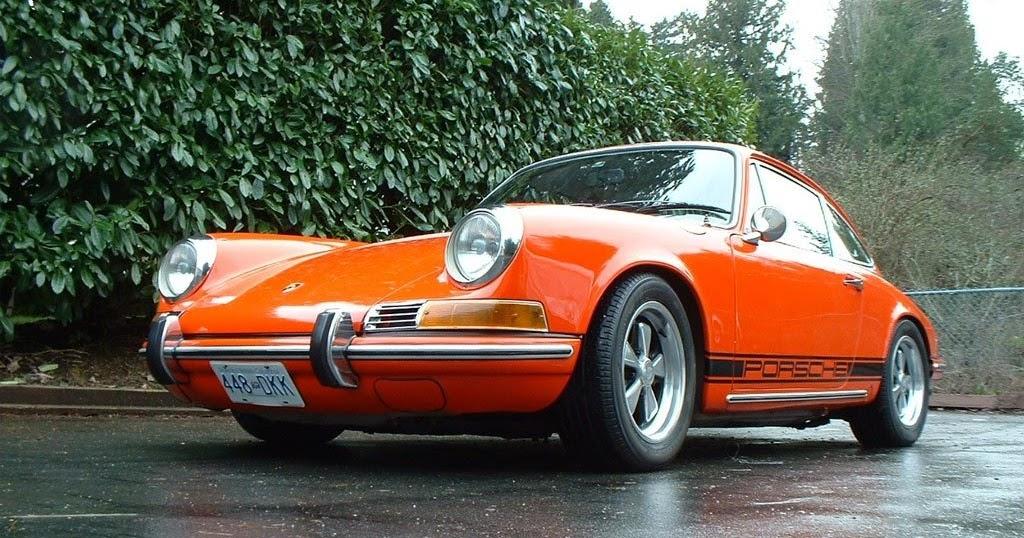 Porsche Type 912 Complete Electrical Wiring Diagram