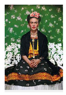 Exposição de Frida Kahlo chega ao Rio