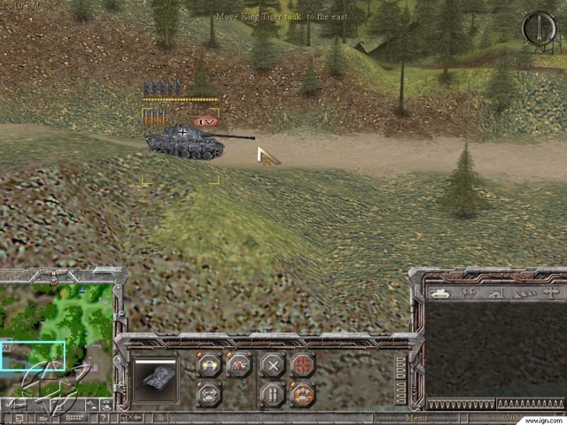 World War II Panzer Claws Pc