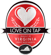 August is Virginia Craft Beer Month