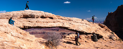 Canyonlands National Park: Mesa Arch
