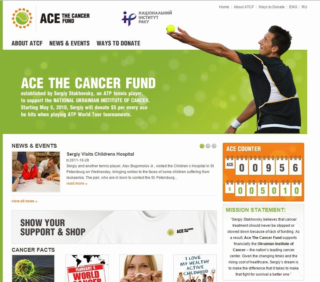 Денис Стаховский основал фонд для поддержания борьбы с раком