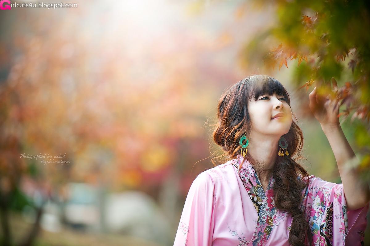 Lee Ga Na in Kimono ~ Cute Girl - Asian Girl