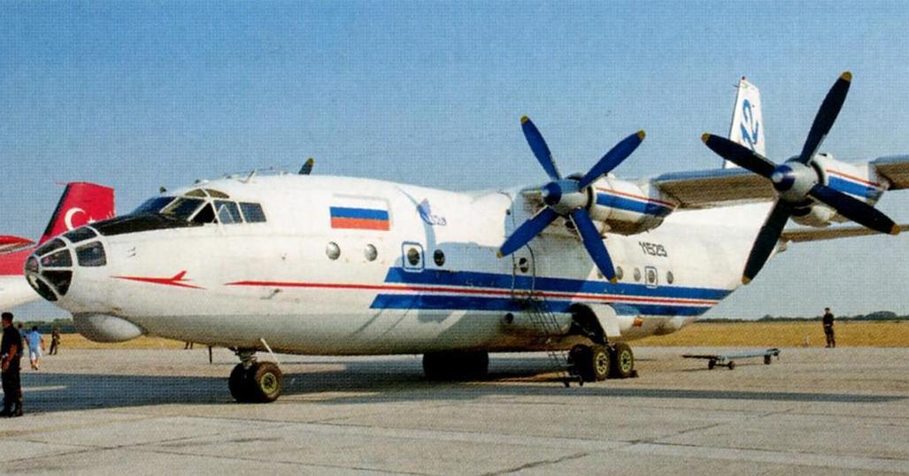 Ан-12БП РСК