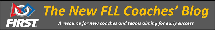 The New FLL Coach