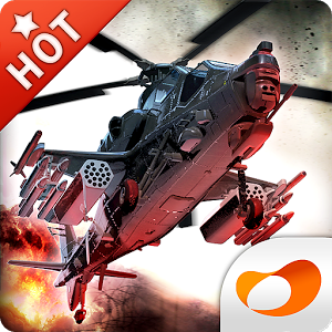 Mod GUNSHIP BATTLE : Helicopter 3D V.1.3.8