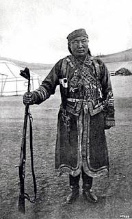 Ja Lama otro de los crueles guerreros de las estepas