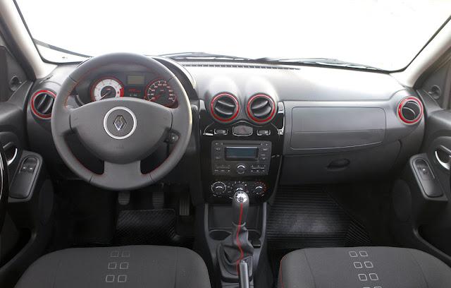 Renaut Sandero GT Line - interior