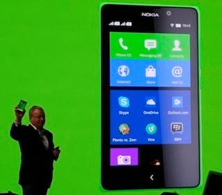 Nokia Android Nokia X - Resmi Inilah Nokia Android Pertama