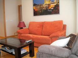 Piso en alquiler en la Ciudad Vieja, tres dormitorios, amueblado. 650€