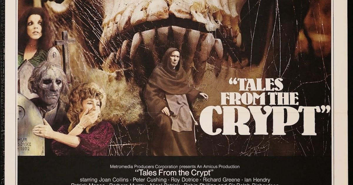 Nessun Timore Shepperton Screams Part X Tales From The Crypt 1972 Dir Freddie Francis