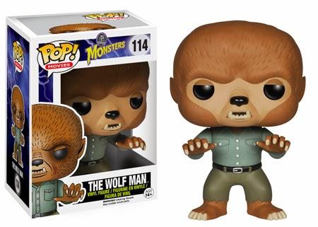 Funko Pop! The Wolfman