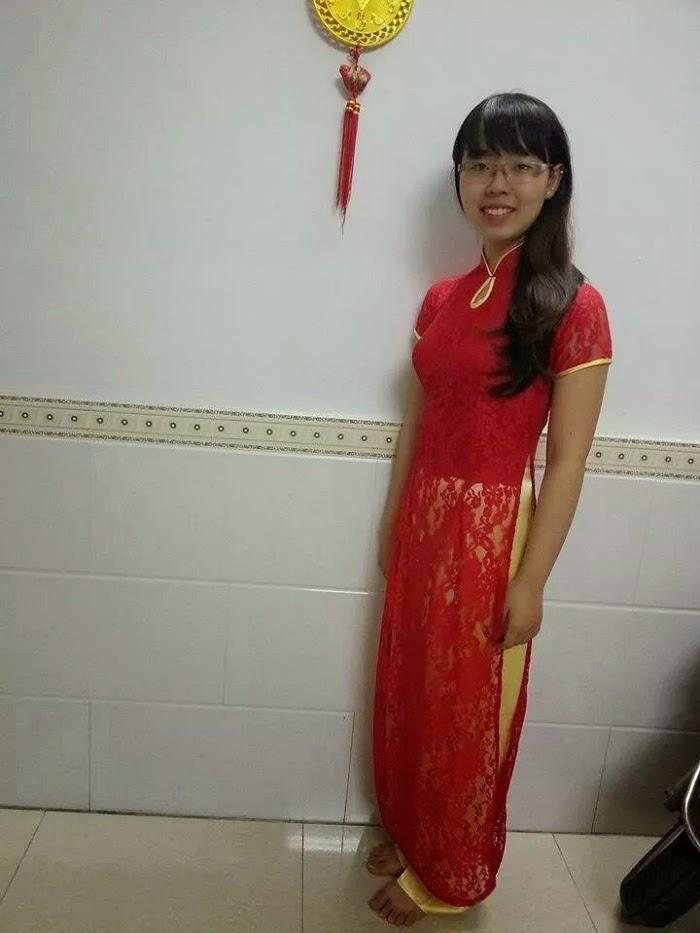 Trang phục áo dài Trung Hoa