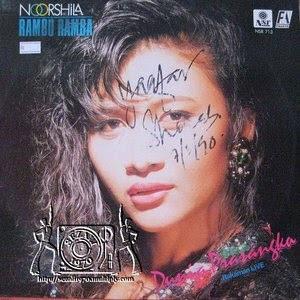 Album Noorshila Amin - Rambu Ramba