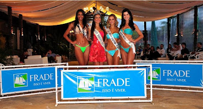 Miss Mundo Brasil World Brazil 2011 Beach Beauty