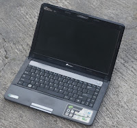 Laptop Aedupac Orca M700 Bekas