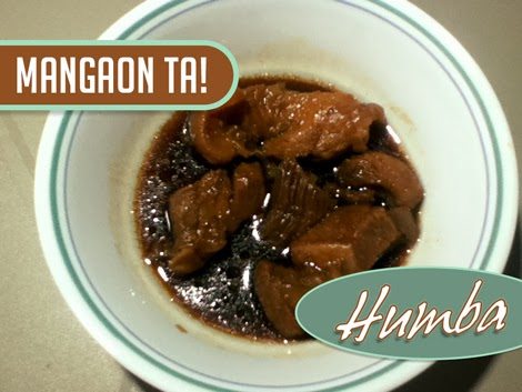 Luto Muna Ng Humba For Lunch