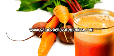 Bebidas saludables, recetas de jugos curativos,