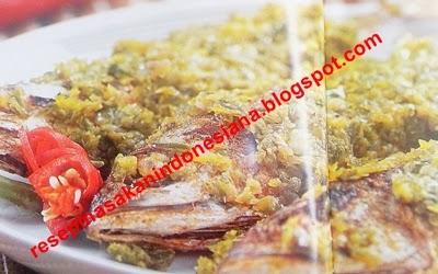Resep Cara Membuat Masakan Ikan Kembung Balado