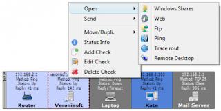Veronisoft IP Net Checker 1.4.9.7