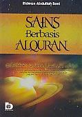 toko buku rahma: buku SAINS BERBASIS AL QURAN, pengarang ridwan abdullah sani, penerbit bumi aksara
