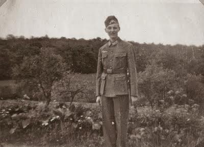 Фотография из альбома немецкого солдата