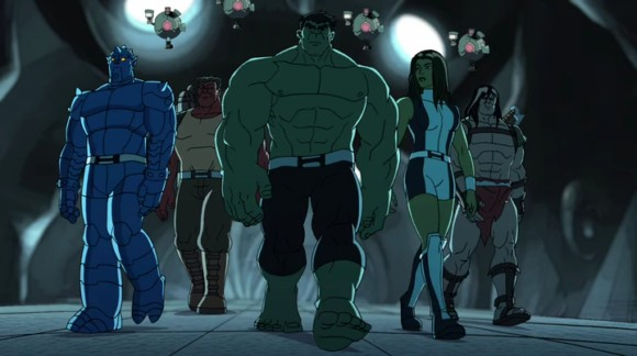 NewtCave: Recap/Review: Hulk and the Agents of S.M.A.S.H ...