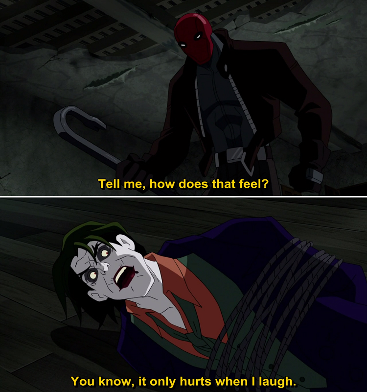 Batman Under the Red Hood Quote-1
