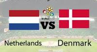Euro 2012 - Hasil Pertandingan Belanda vs Denmark