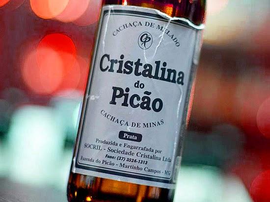 Cristalina do Picão - Cachaça