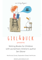 Writing Books for Children. New course for 2016!