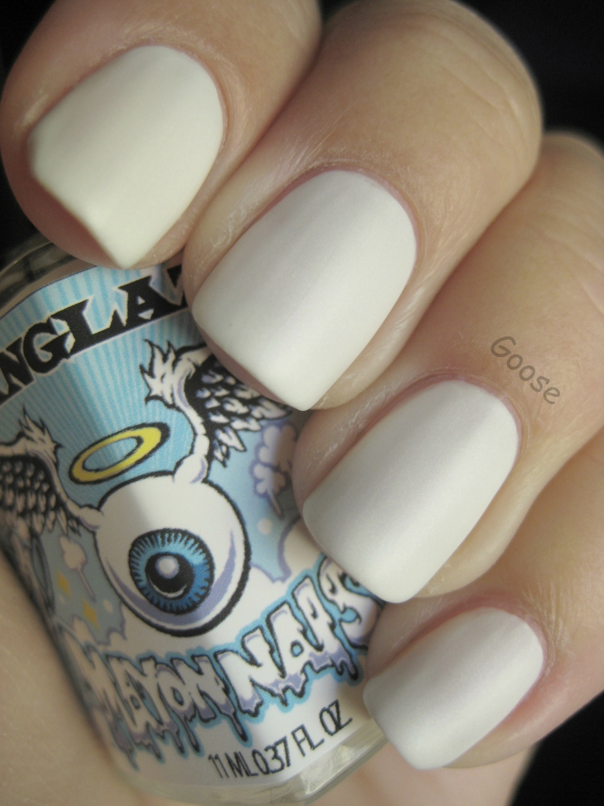 Goose\'s Glitter: Some Manglaze Swatches and Review