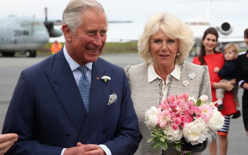 Prince Charles and Camilla are set to follow Prince Harry to Latin America