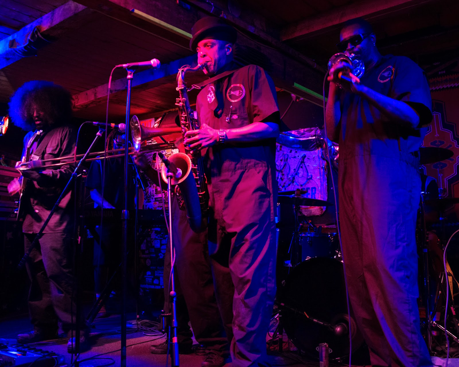 Fishbone at The Eldo Brewery