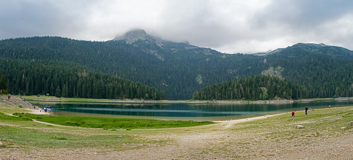 Черное озеро, Дурмитор