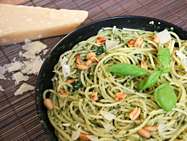 Spaghetti al Verde