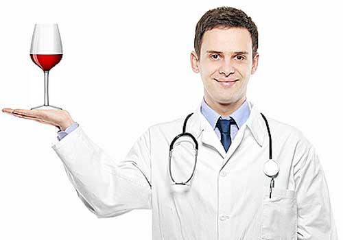 вино снижает уровень холестерина