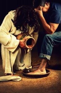 Deja que Jesús te sane...