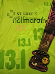 2013 Races I've Run So Far: Woodlands Half Marathon